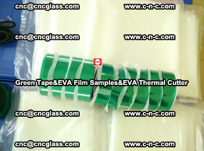 Green Tape, EVA Thermal Cutter, EVAFORCE SPUPER PLUS EVA FILM (36)