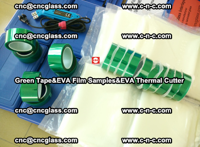 Green Tape, EVA Thermal Cutter, EVAFORCE SPUPER PLUS EVA FILM (44)
