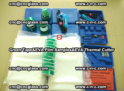 Green Tape, EVA Thermal Cutter, EVAFORCE SPUPER PLUS EVA FILM (49)