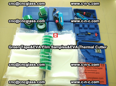 Green Tape, EVA Thermal Cutter, EVAFORCE SPUPER PLUS EVA FILM (50)