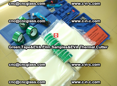 Green Tape, EVA Thermal Cutter, EVAFORCE SPUPER PLUS EVA FILM (56)