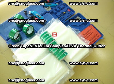 Green Tape, EVA Thermal Cutter, EVAFORCE SPUPER PLUS EVA FILM (58)