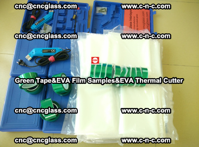 Green Tape, EVA Thermal Cutter, EVAFORCE SPUPER PLUS EVA FILM (64)
