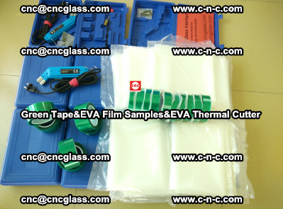 Green Tape, EVA Thermal Cutter, EVAFORCE SPUPER PLUS EVA FILM (65)