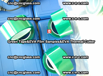 Green Tape, EVA Thermal Cutter, EVAFORCE SPUPER PLUS EVA FILM (70)
