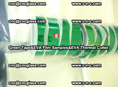 Green Tape, EVA Thermal Cutter, EVAFORCE SPUPER PLUS EVA FILM (76)