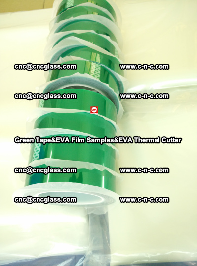 Green Tape, EVA Thermal Cutter, EVAFORCE SPUPER PLUS EVA FILM (82)