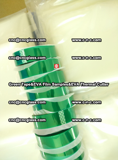 Green Tape, EVA Thermal Cutter, EVAFORCE SPUPER PLUS EVA FILM (84)