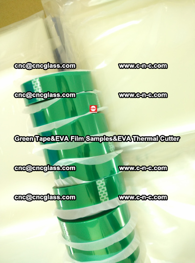 Green Tape, EVA Thermal Cutter, EVAFORCE SPUPER PLUS EVA FILM (86)
