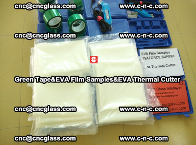 Green Tape, EVA Thermal Cutter, EVAFORCE SPUPER PLUS EVA FILM (9)