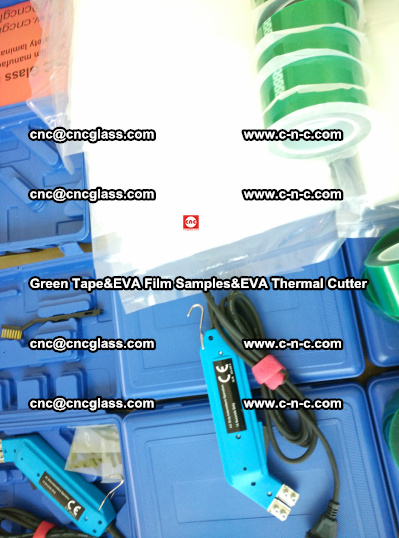 Green Tape, EVA Thermal Cutter, EVAFORCE SPUPER PLUS EVA FILM (99)