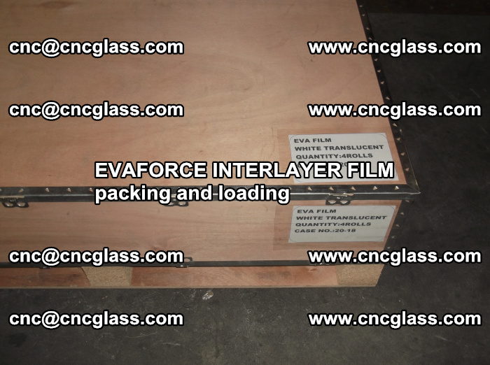 EVAFORCE INTERLAYER FILM for laminated glass safety glazing (12)