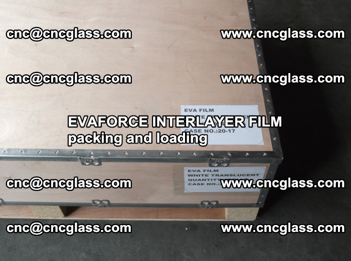 EVAFORCE INTERLAYER FILM for laminated glass safety glazing (13)