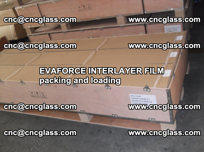 EVAFORCE INTERLAYER FILM for laminated glass safety glazing (17)