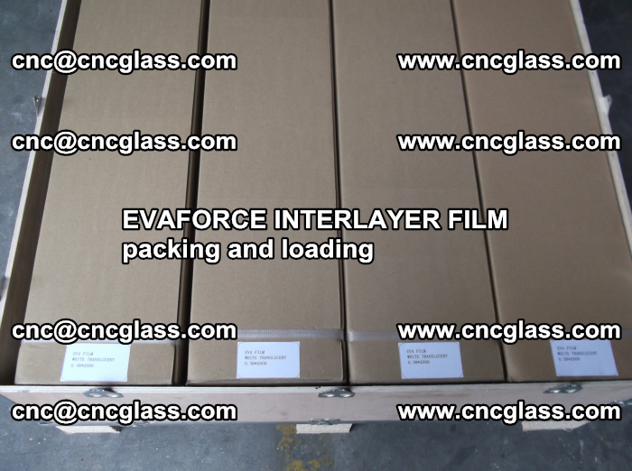 EVAFORCE INTERLAYER FILM for laminated glass safety glazing (2)