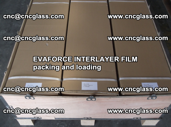 EVAFORCE INTERLAYER FILM for laminated glass safety glazing (23)