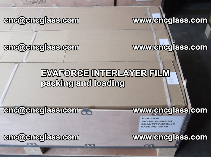 EVAFORCE INTERLAYER FILM for laminated glass safety glazing (26)