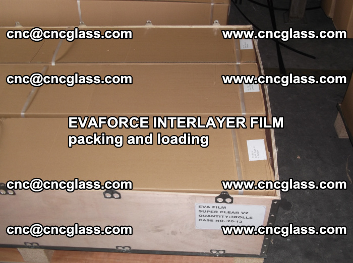 EVAFORCE INTERLAYER FILM for laminated glass safety glazing (27)