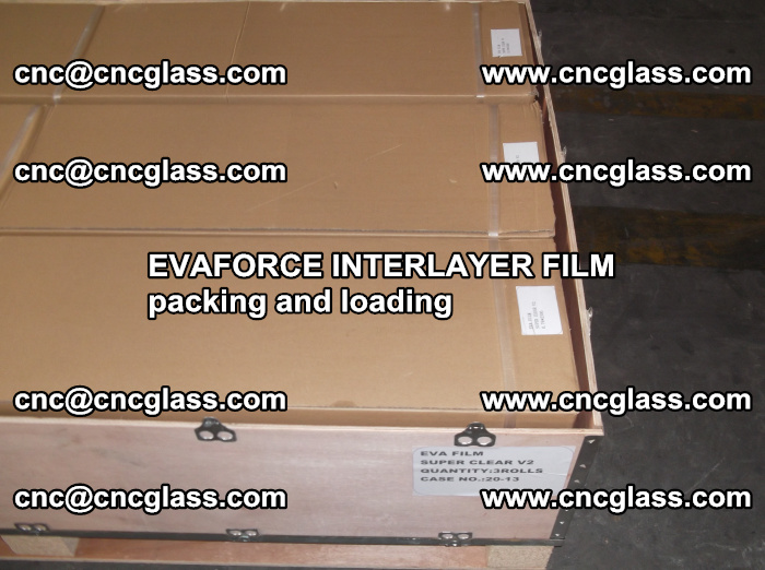 EVAFORCE INTERLAYER FILM for laminated glass safety glazing (28)