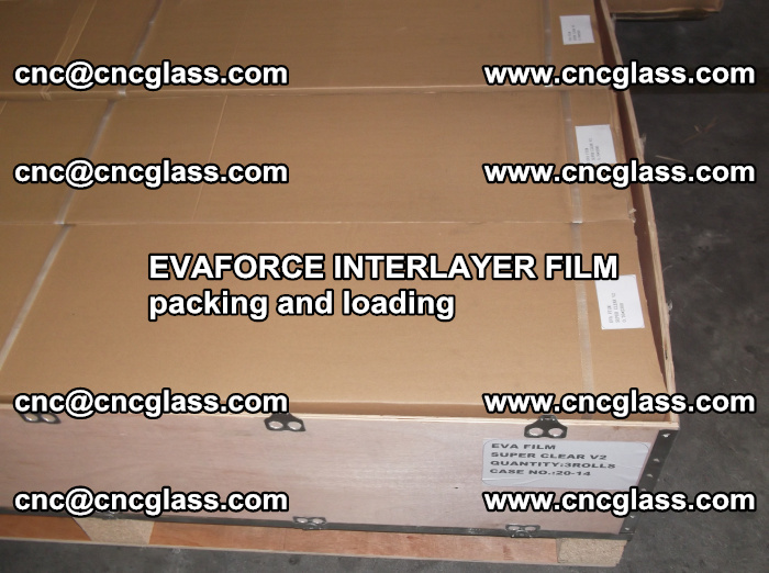 EVAFORCE INTERLAYER FILM for laminated glass safety glazing (29)