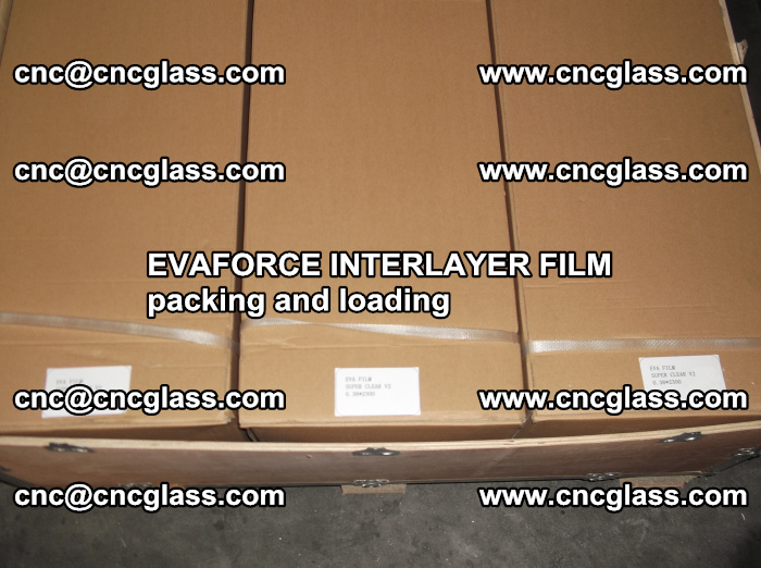 EVAFORCE INTERLAYER FILM for laminated glass safety glazing (32)