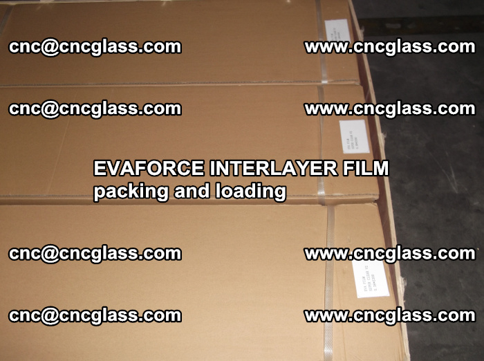 EVAFORCE INTERLAYER FILM for laminated glass safety glazing (35)