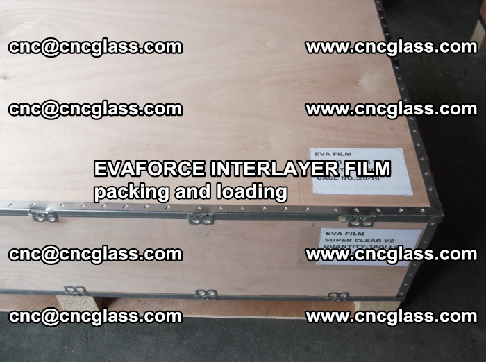 EVAFORCE INTERLAYER FILM for laminated glass safety glazing (36)