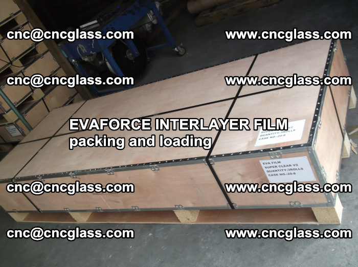 EVAFORCE INTERLAYER FILM for laminated glass safety glazing (37)