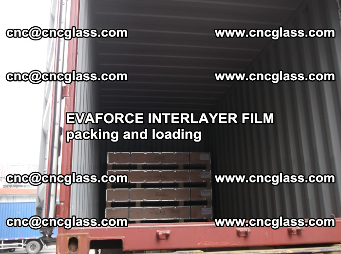 EVAFORCE INTERLAYER FILM for laminated glass safety glazing (46)