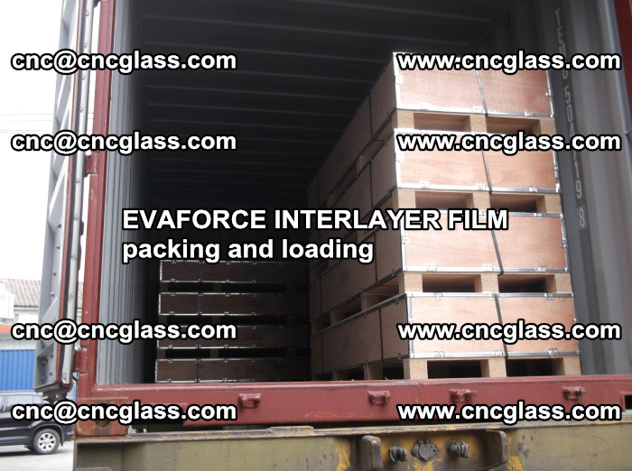 EVAFORCE INTERLAYER FILM for laminated glass safety glazing (47)