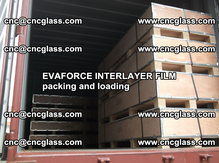 EVAFORCE INTERLAYER FILM for laminated glass safety glazing (49)