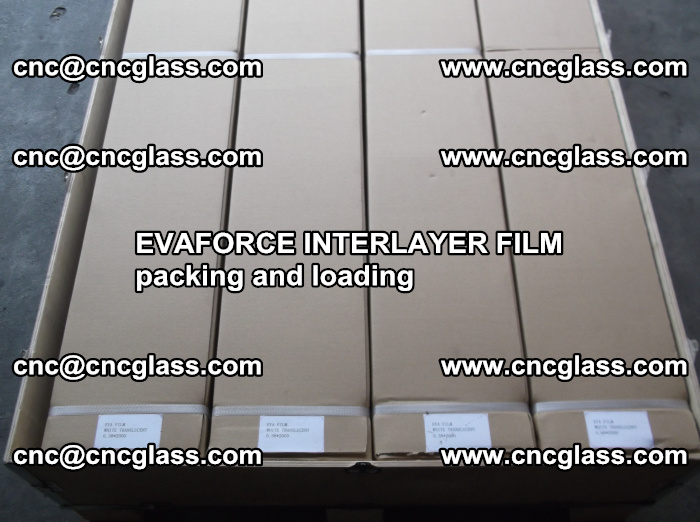 EVAFORCE INTERLAYER FILM for laminated glass safety glazing (5)