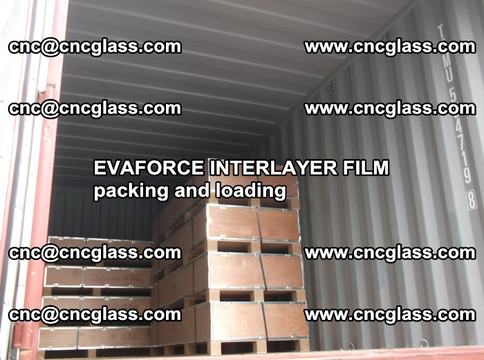 EVAFORCE INTERLAYER FILM for laminated glass safety glazing (51)
