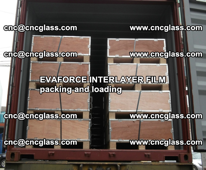 EVAFORCE INTERLAYER FILM for laminated glass safety glazing (57)