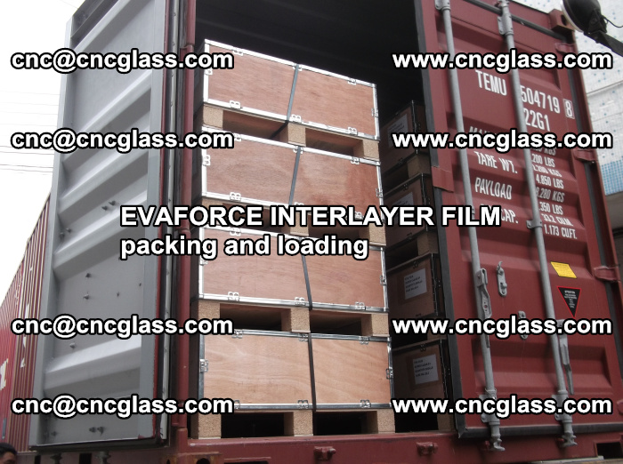 EVAFORCE INTERLAYER FILM for laminated glass safety glazing (59)