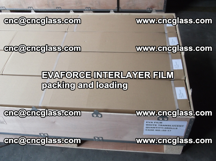EVAFORCE INTERLAYER FILM for laminated glass safety glazing (6)