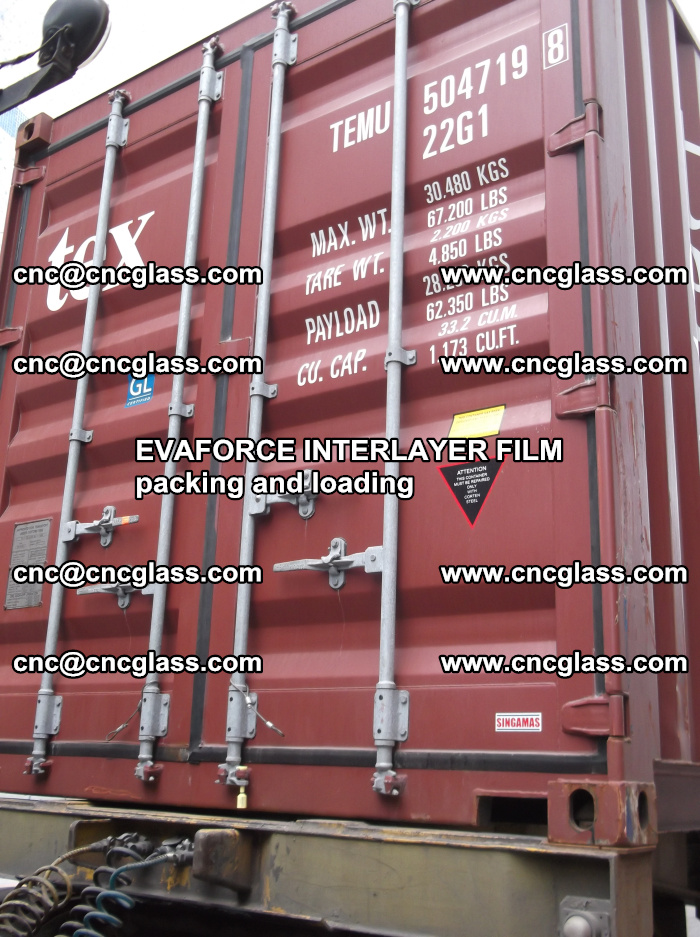 EVAFORCE INTERLAYER FILM for laminated glass safety glazing (65)