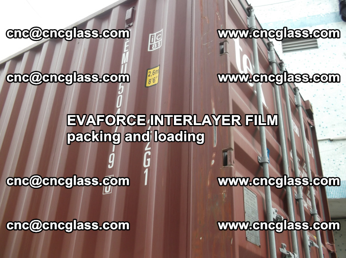 EVAFORCE INTERLAYER FILM for laminated glass safety glazing (67)