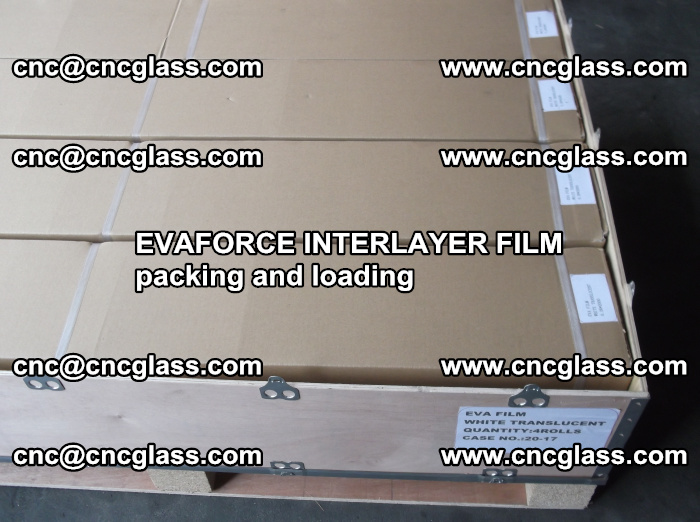 EVAFORCE INTERLAYER FILM for laminated glass safety glazing (7)