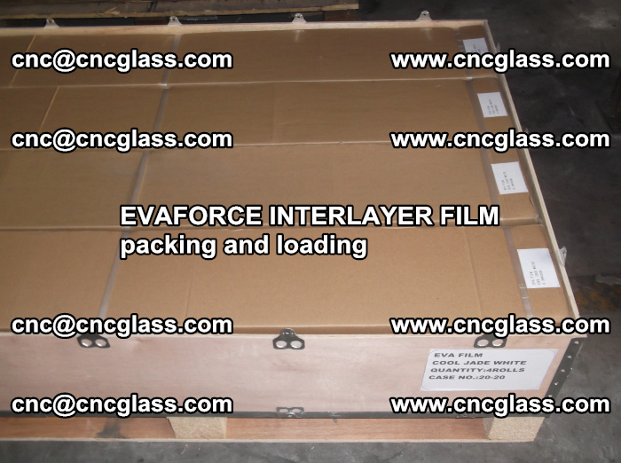 EVAFORCE INTERLAYER FILM for laminated glass safety glazing (9)