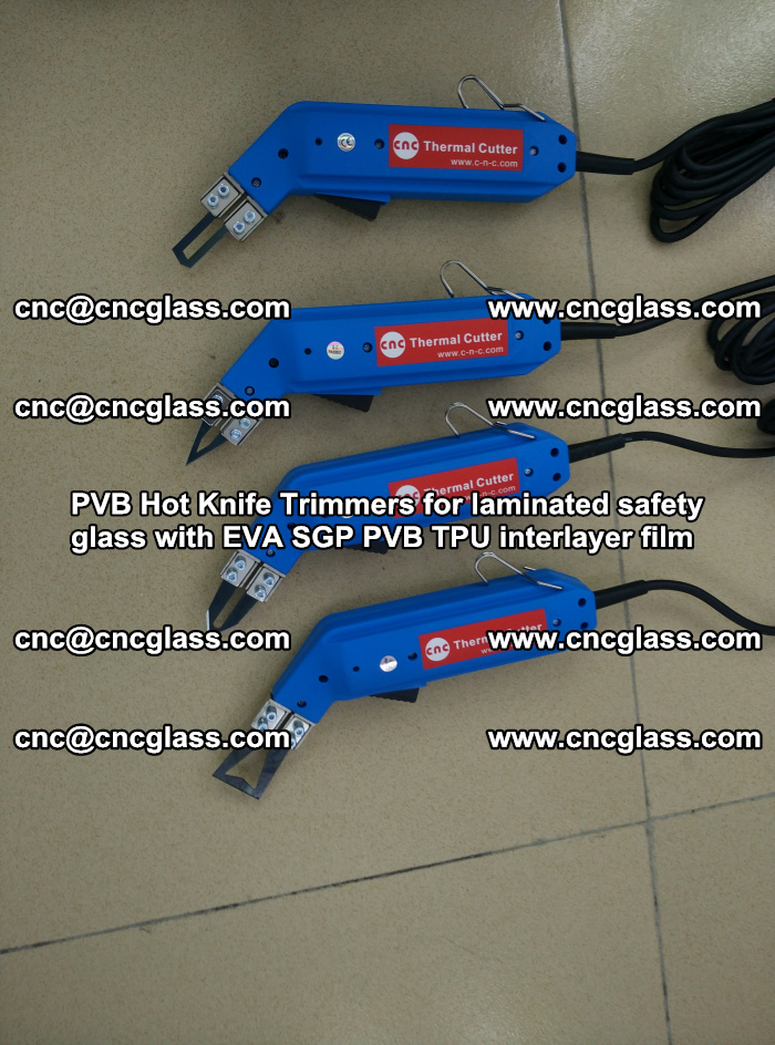 PVB Hot Knife Trimmers for laminated safety glass with EVA SGP PVB TPU interlayer film (20)