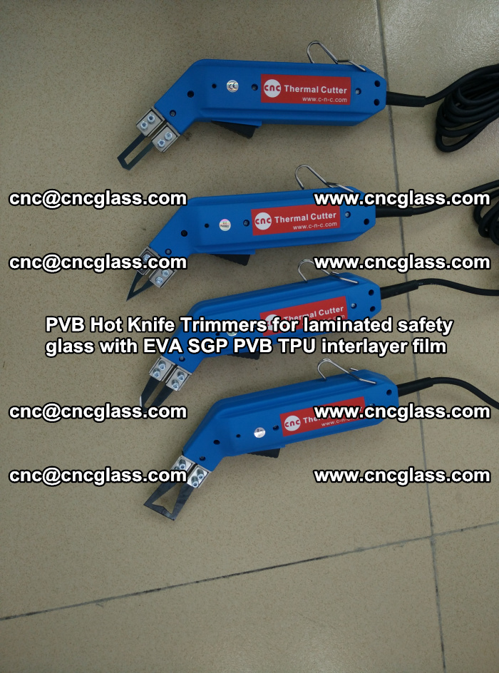 PVB Hot Knife Trimmers for laminated safety glass with EVA SGP PVB TPU interlayer film (21)
