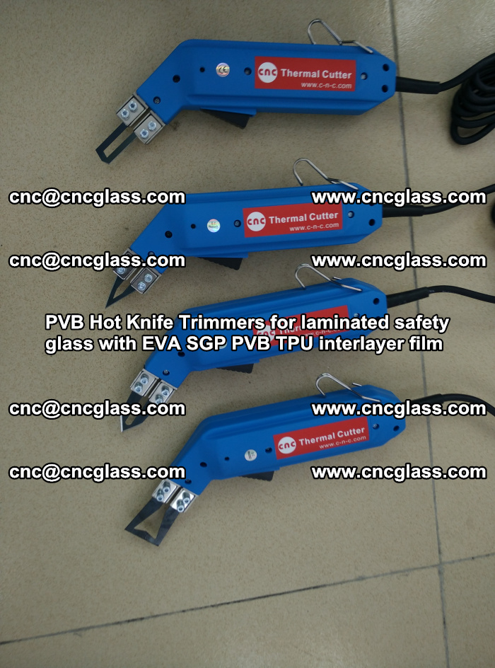 PVB Hot Knife Trimmers for laminated safety glass with EVA SGP PVB TPU interlayer film (22)