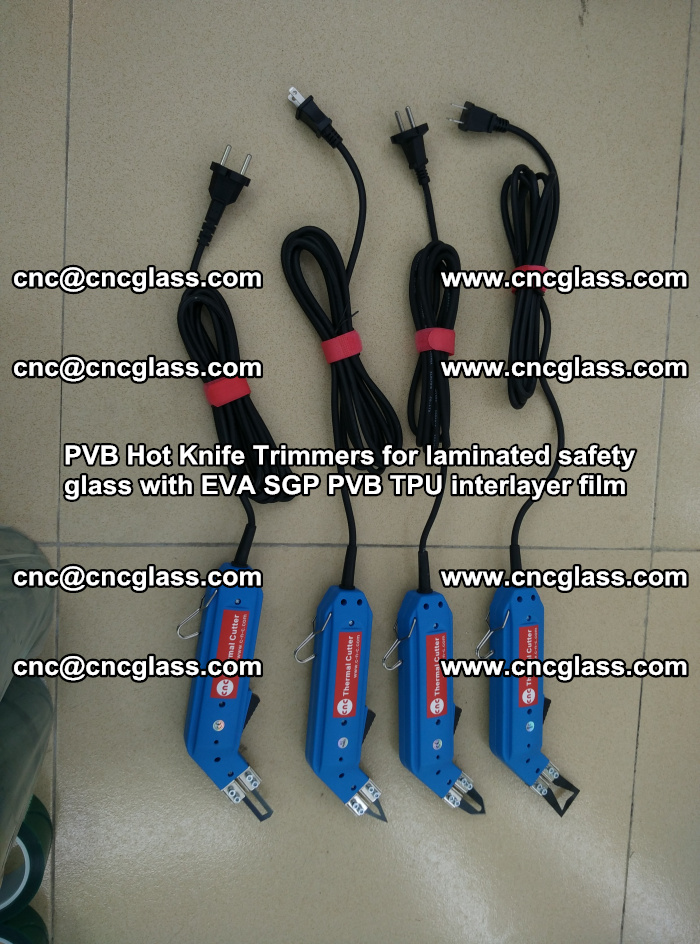 PVB Hot Knife Trimmers for laminated safety glass with EVA SGP PVB TPU interlayer film (48)