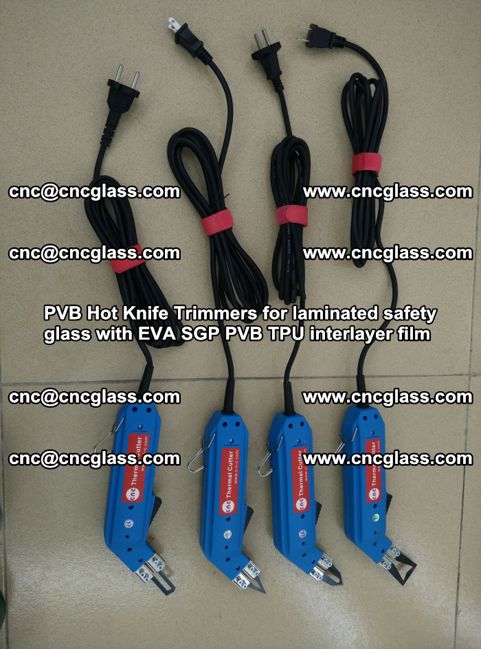 PVB Hot Knife Trimmers for laminated safety glass with EVA SGP PVB TPU interlayer film (54)