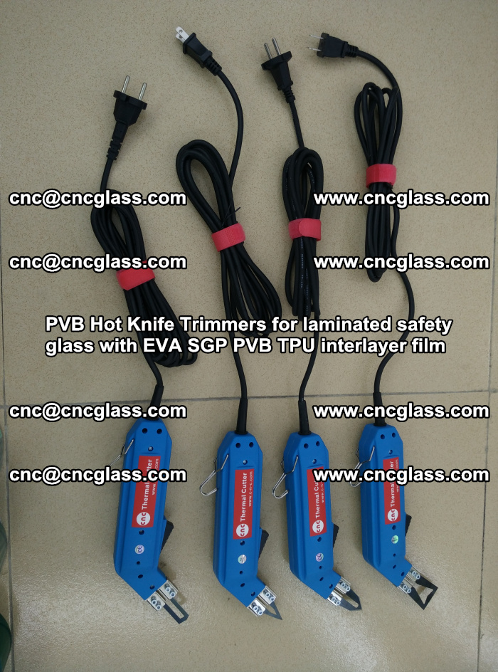 PVB Hot Knife Trimmers for laminated safety glass with EVA SGP PVB TPU interlayer film (55)