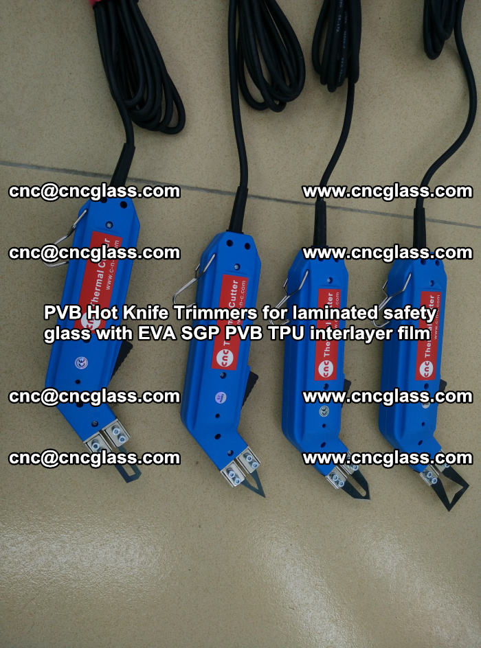 PVB Hot Knife Trimmers for laminated safety glass with EVA SGP PVB TPU interlayer film (62)