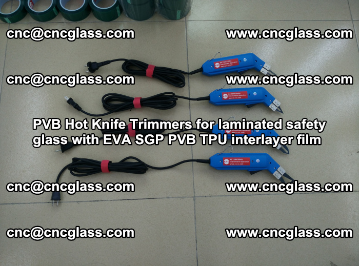 PVB Hot Knife Trimmers for laminated safety glass with EVA SGP PVB TPU interlayer film (75)
