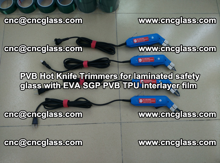 PVB Hot Knife Trimmers for laminated safety glass with EVA SGP PVB TPU interlayer film (76)