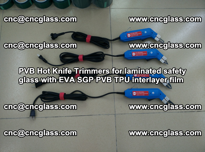 PVB Hot Knife Trimmers for laminated safety glass with EVA SGP PVB TPU interlayer film (77)